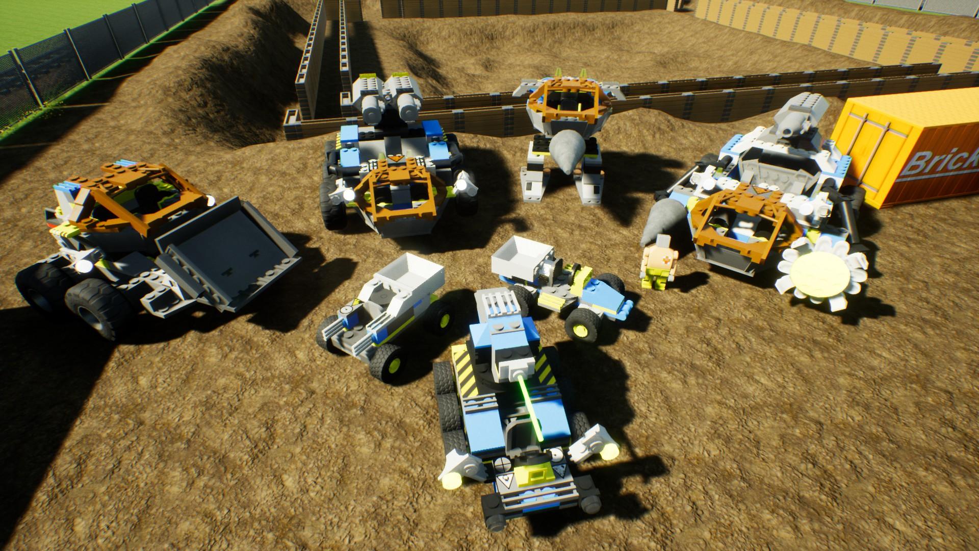 Steam Workshop :: LEGO Rock Raiders