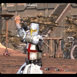 Steam Workshop :: Deus Vult Crusader armour&start(s) V4