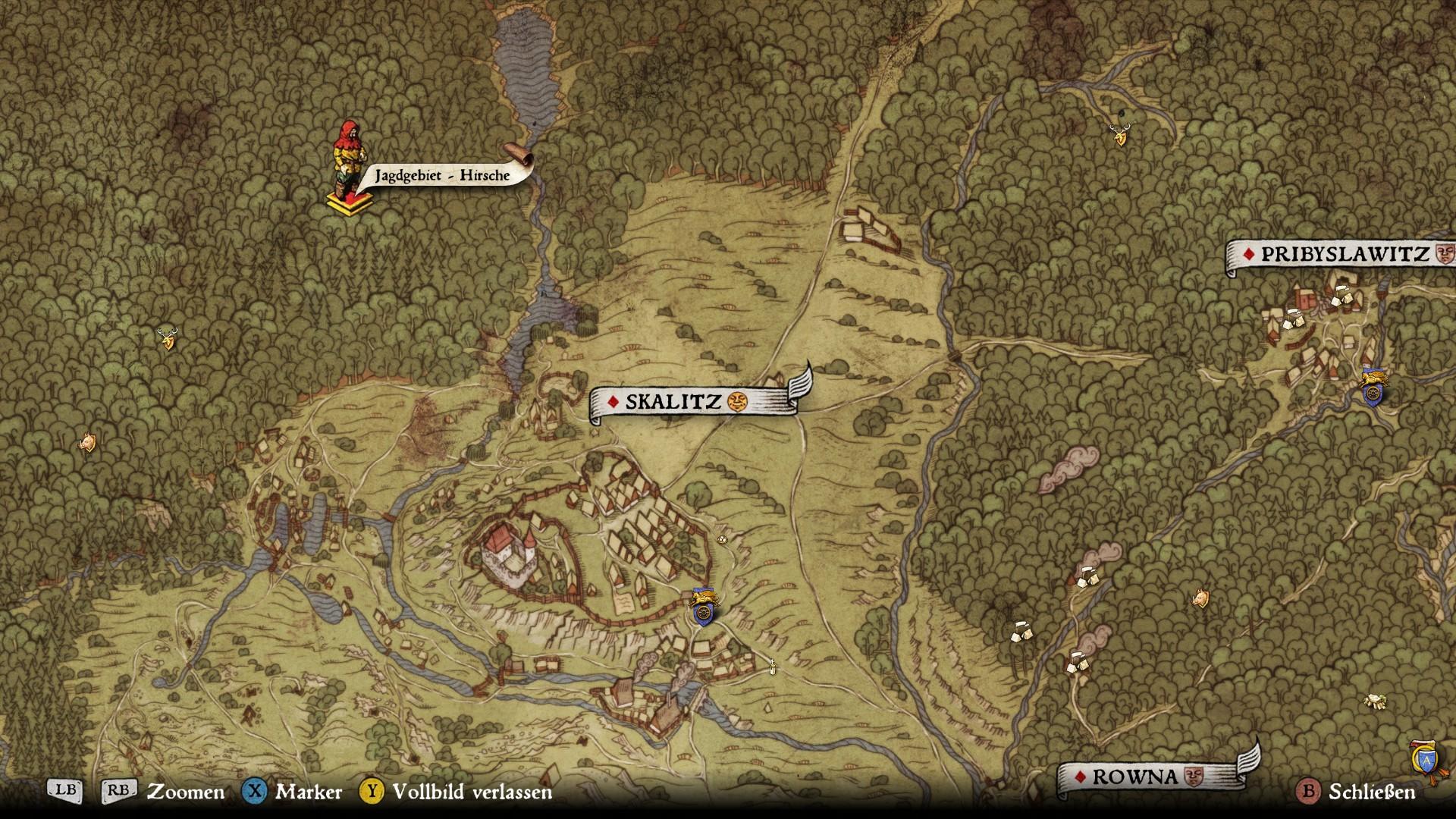 Kingdom Come Deliverance Karte Mit Allen Schätzen.Steam Community Guide Alle Fundorte Der Schätze Loot 30
