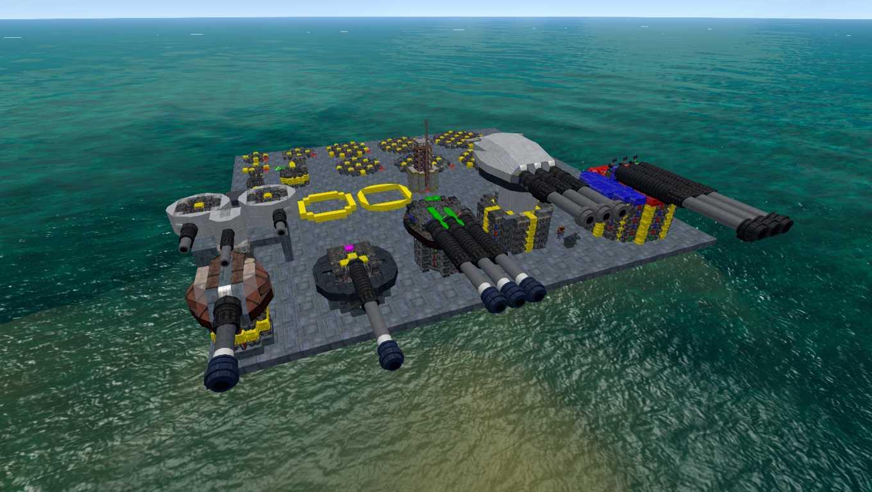 Cram Tetris mk2