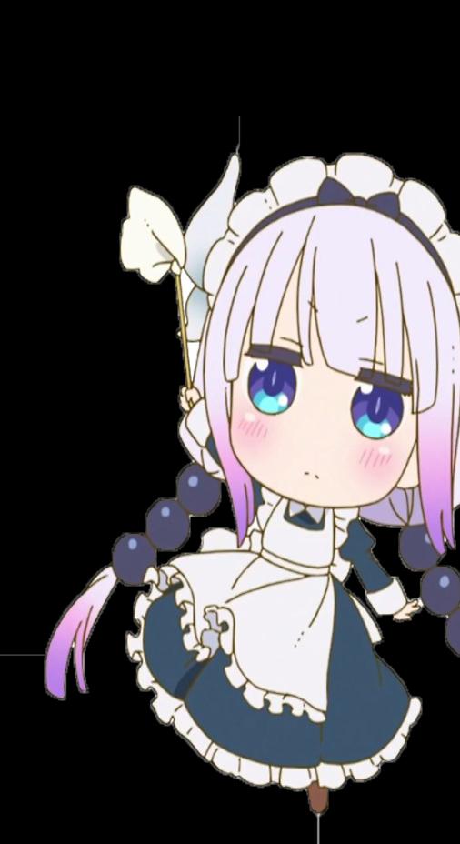 Steam Community :: :: Kanna anime design from Kobayashi-san