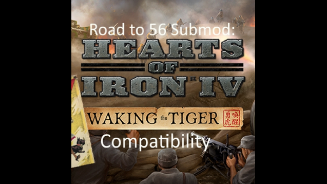 Road to 56 Submod: Waking the Tiger Compatibility - Skymods