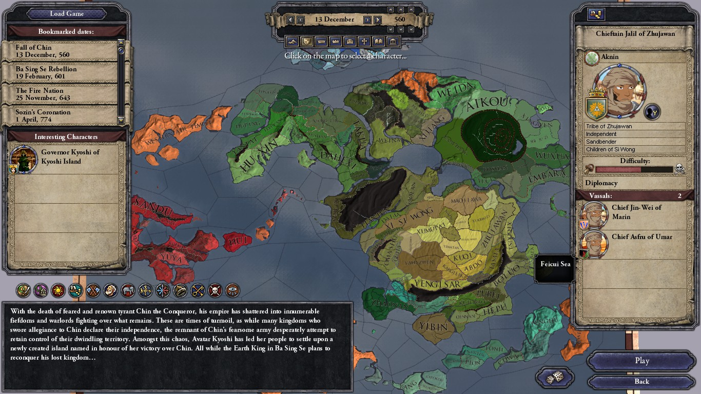 Steam Workshop :: Avatar - Four Nations
