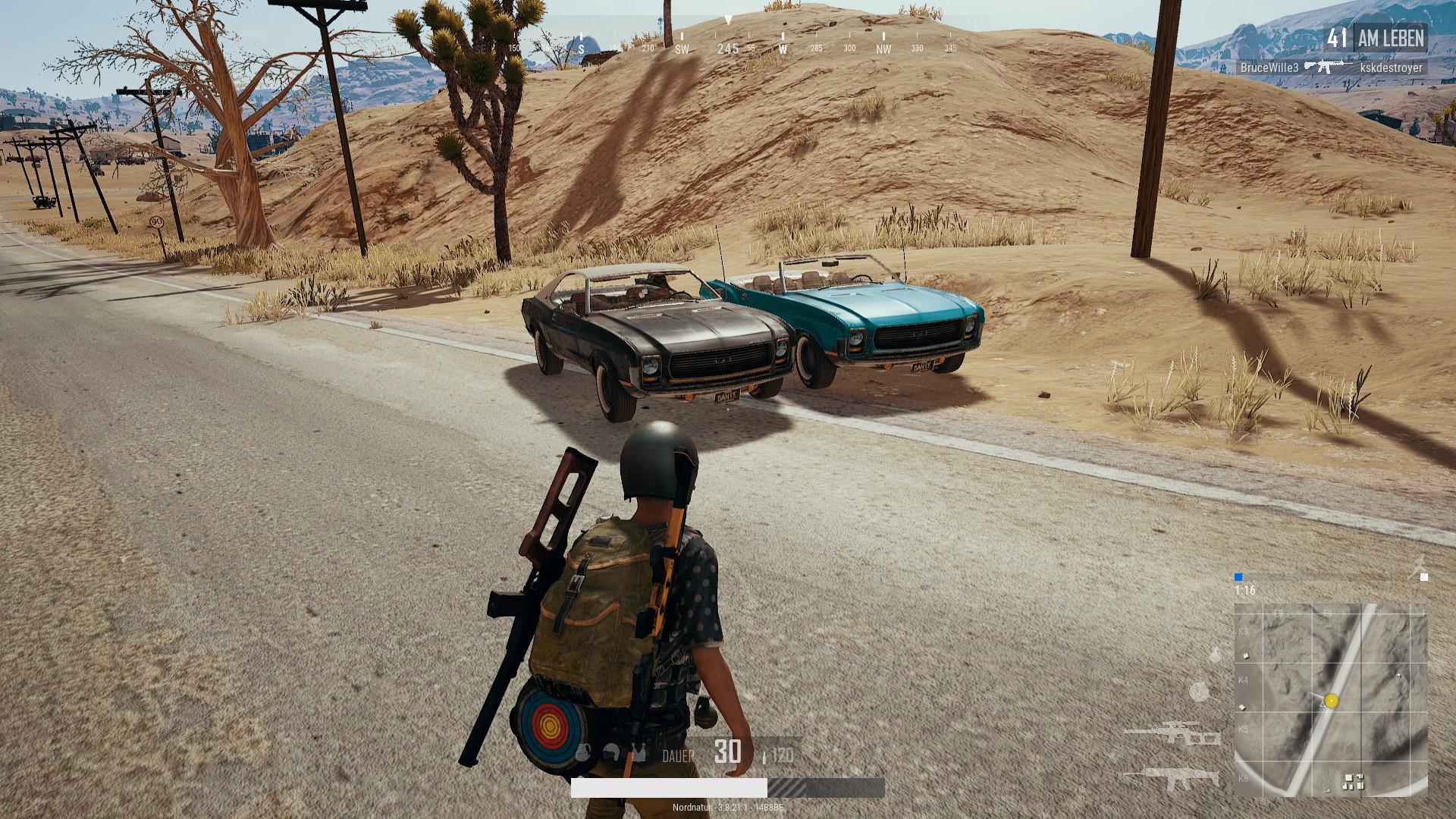 Steam Community Screenshot Muscle Cars Bei Pubg