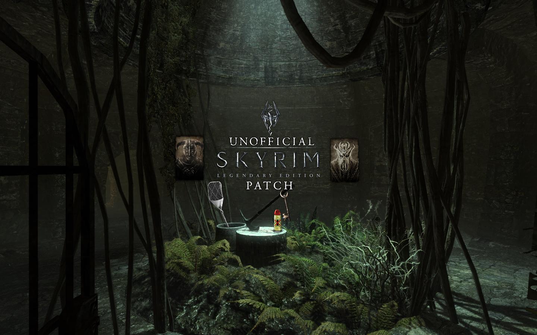 Steam Workshop :: Unofficial Skyrim Legendary Edition Patch