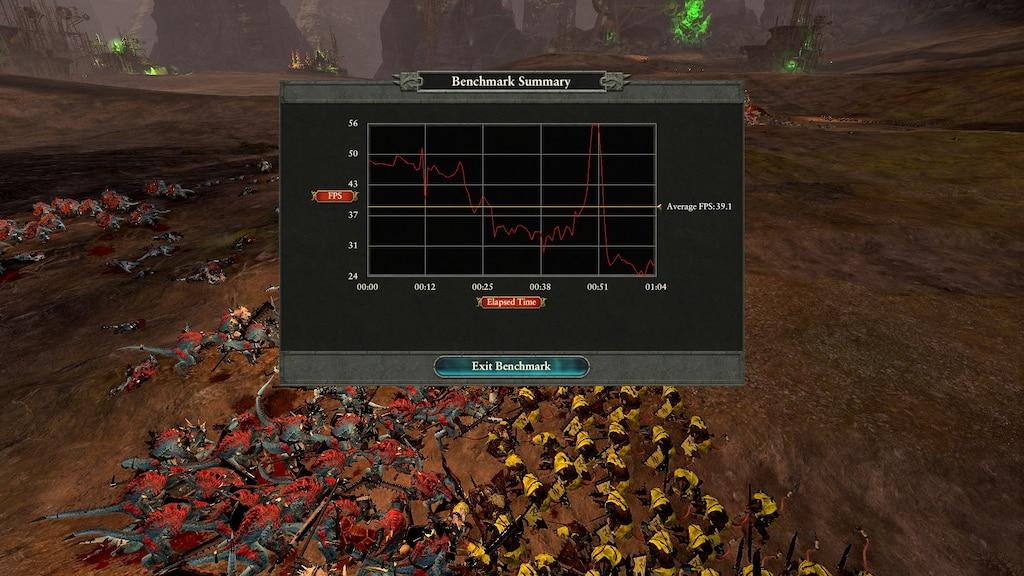 Steam Community :: Screenshot :: Skaven Benchmark - Vader PC OC