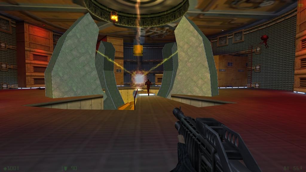 Steam Community Screenshot Gordon Freeman Jumping To Xen