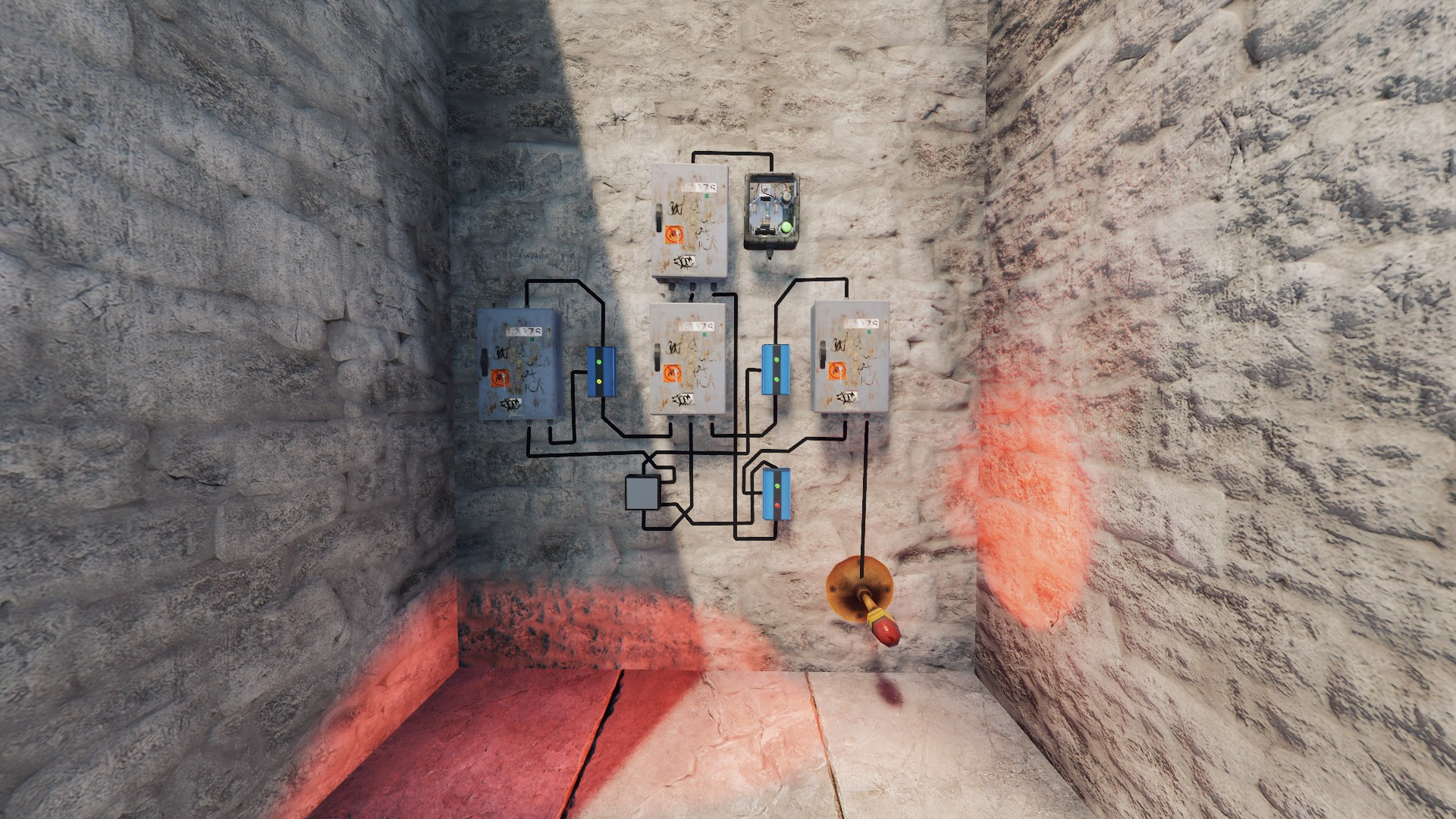 Steam Community :: Guide :: Rust Circuits (Simple)