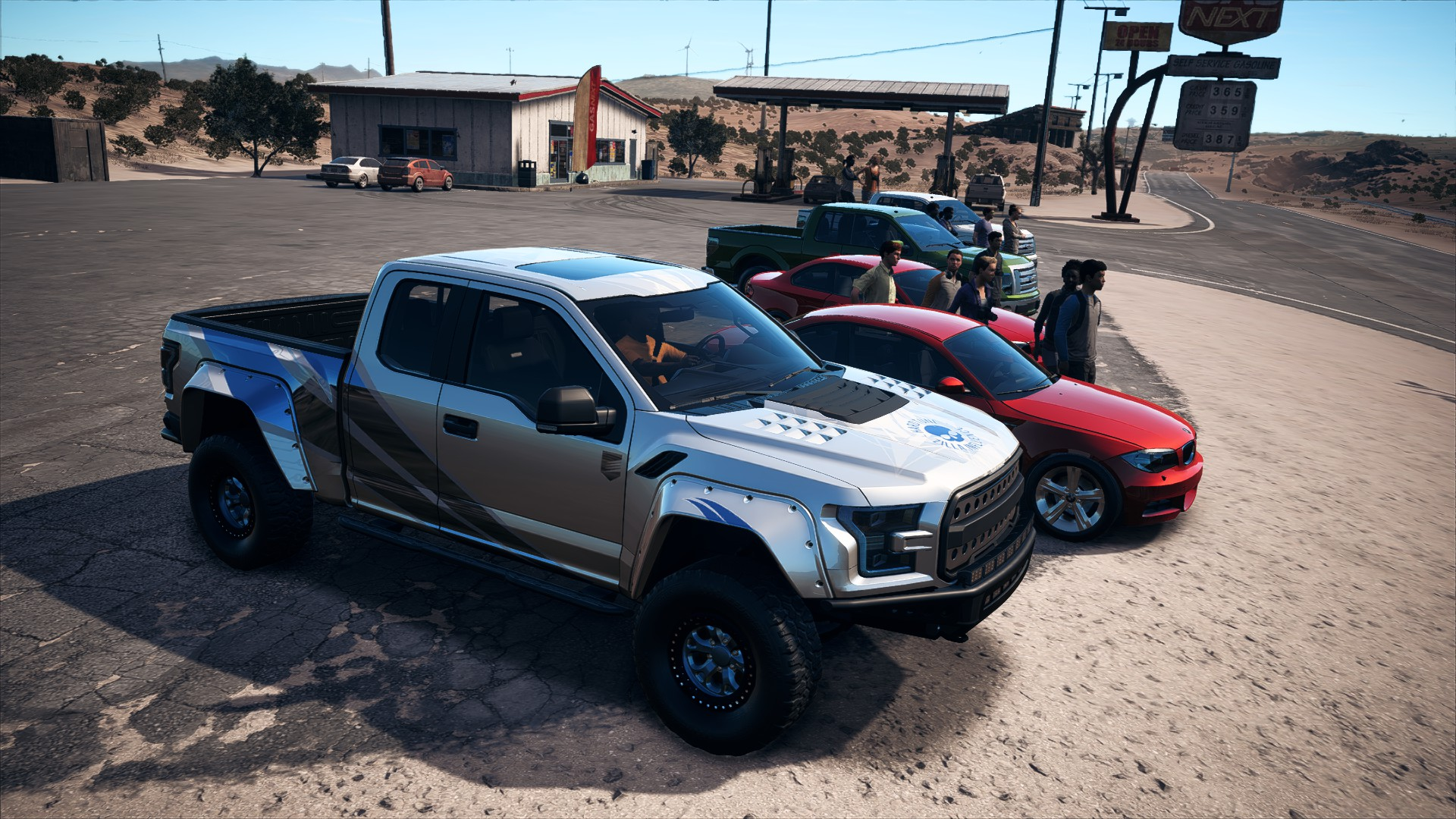 Steam Community :: :: NFS Payback FORD Raptor