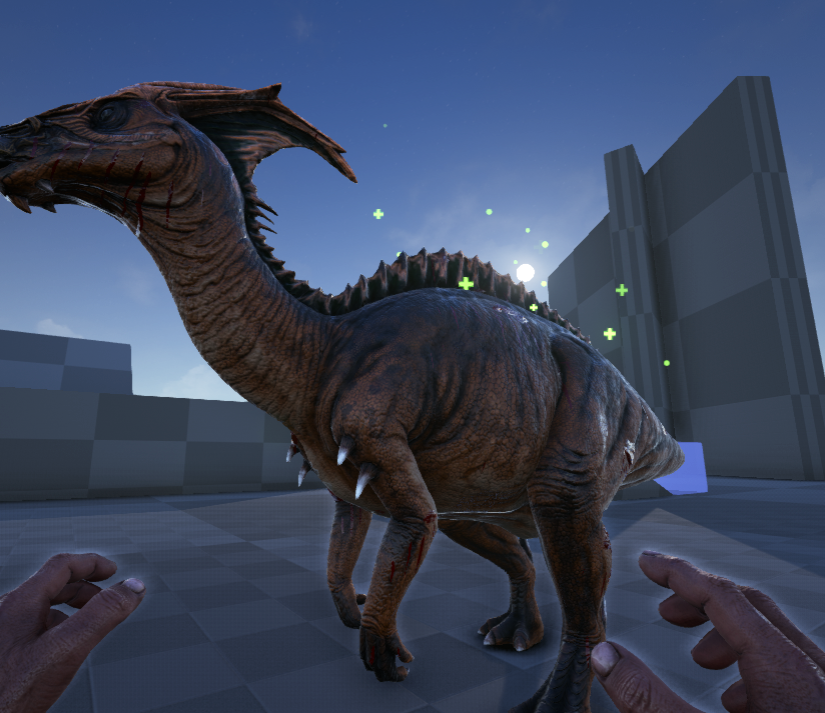 Steam Workshop :: Dino Quick Recovery