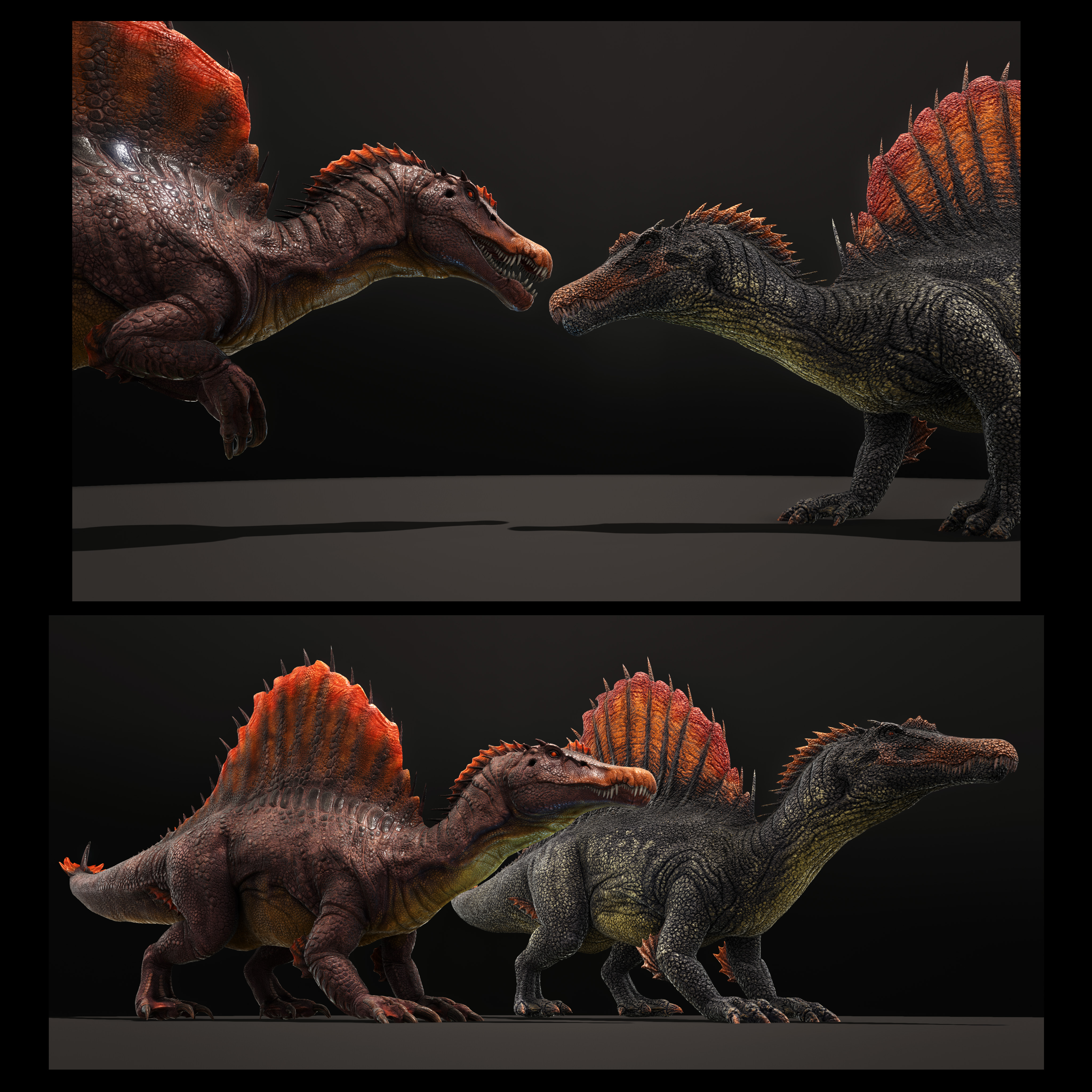 News all news the quadruped stance of the spinosaur has been a hotly debated since it first joined and ever since those for the stance enjoyed its dog like run while malvernweather Choice Image