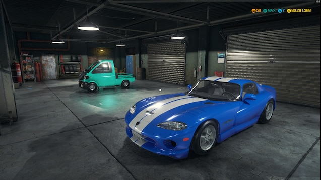 Steam Workshop :: Dodge Viper GTS