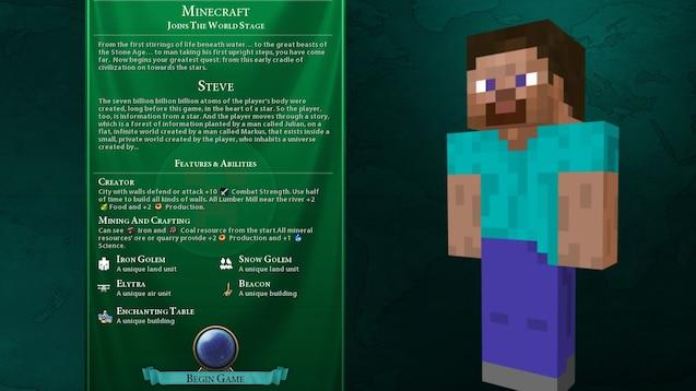 Steam Workshop :: [RAF] Minecraft - Steve's Minecraft Empire