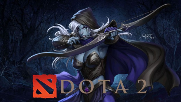 Steam Community Dota 2 Drow Ranger