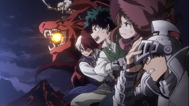 Steam Workshop :: Boku no Hero Academia Season 2 Ending