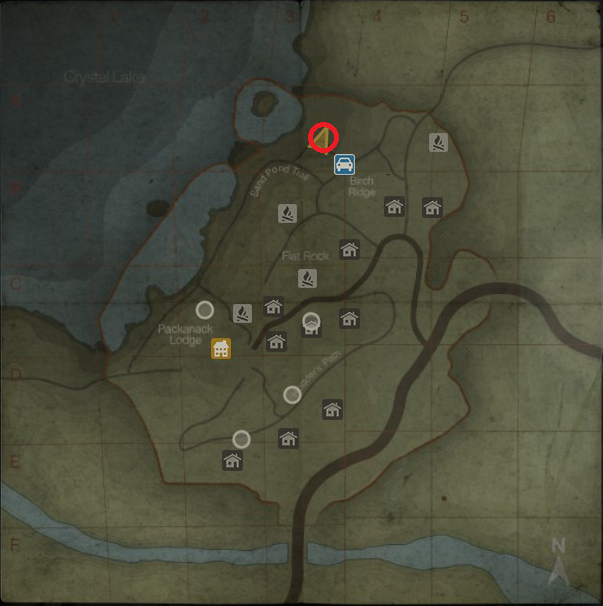 How To Find Fuse Box Friday The 13th: Steam Community :: Guide :: Jason7s Cabin Locations (Pinehurst updated)rh:steamcommunity.com,Design