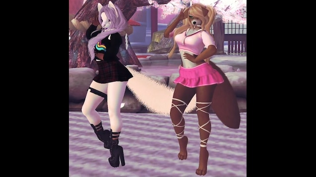 second life girls