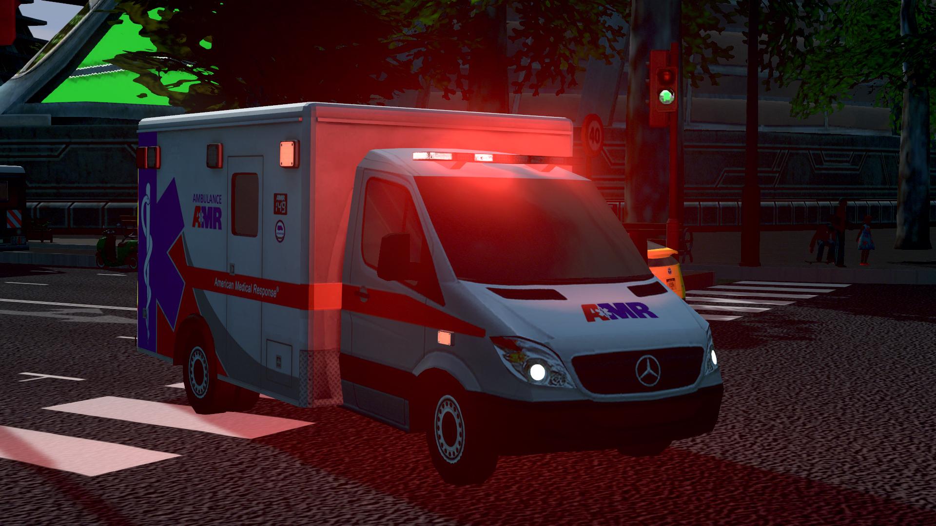 Steam Workshop :: 2017 AMR Mercedes Sprinter Type III Ambulance