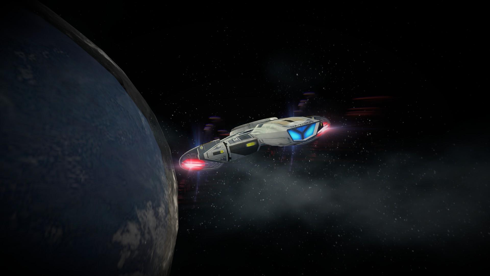 Star Trek: U.S.S. Defiant