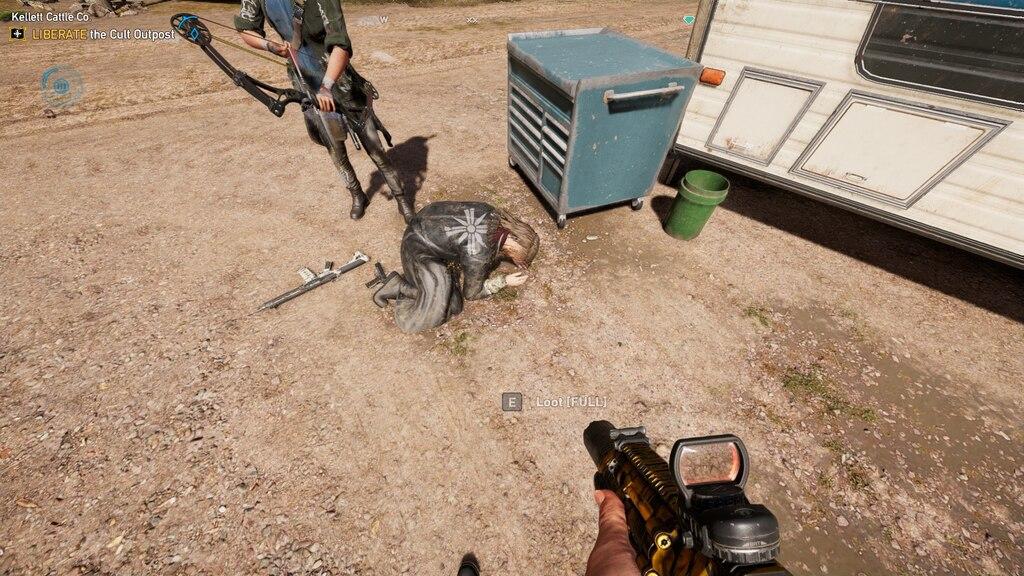 Steam Community :: Screenshot :: He died in a prayer