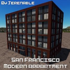 Steam Workshop San Francisco Appartment 1