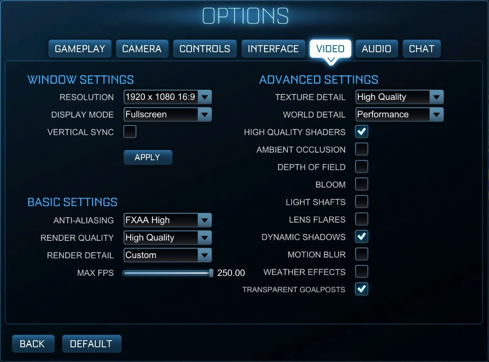 Steam Community :: Guide :: The ULTIMATE Video Settings
