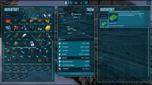 Steam Workshop :: AI Tweaker Implant