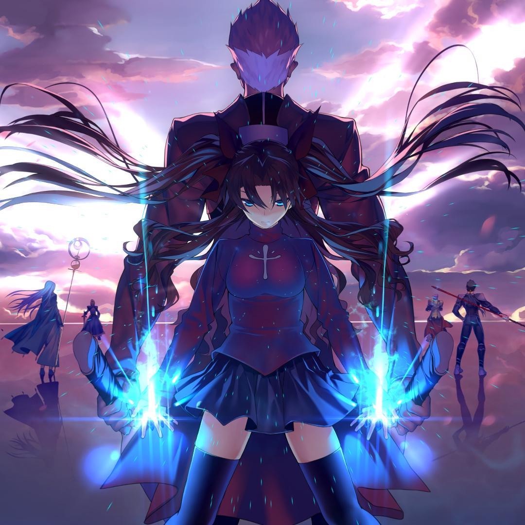 Steam Workshop Fate Stay Night Archer Rin Theme Emiya