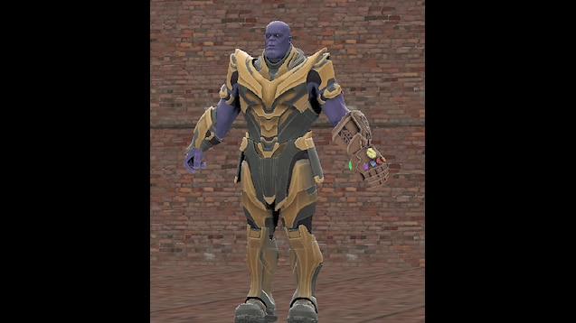Steam Workshop :: Thanos Model [Fortnite]