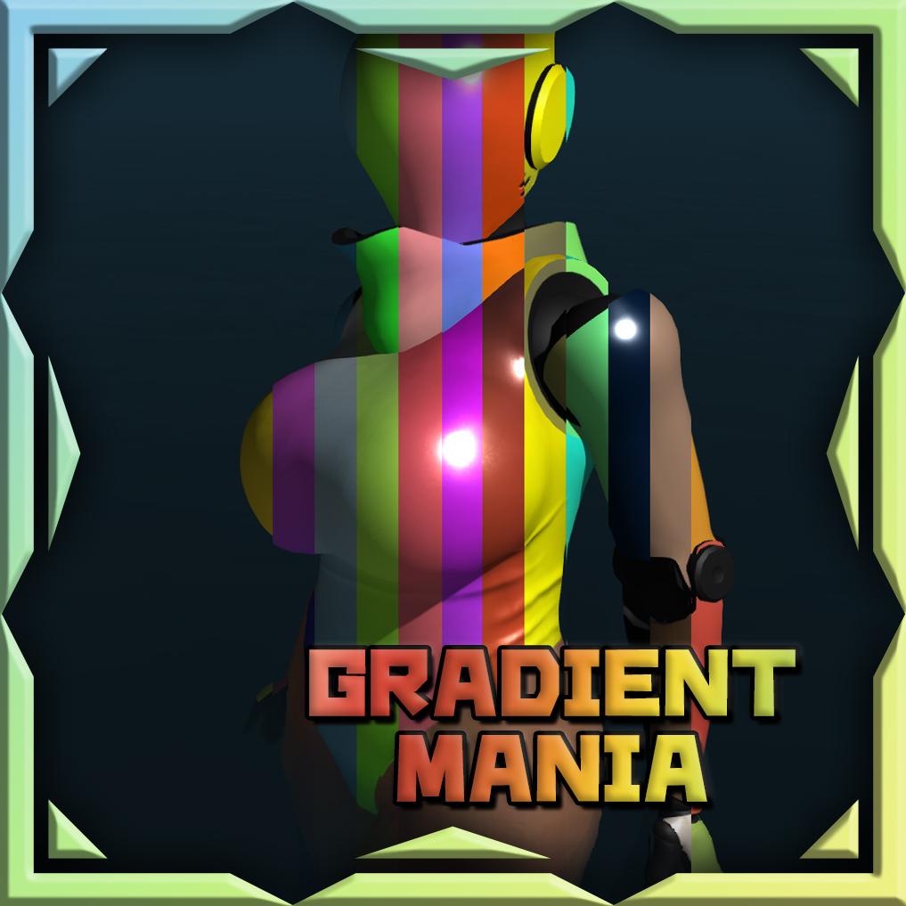 """Gradient Mania"" - Skin pack"