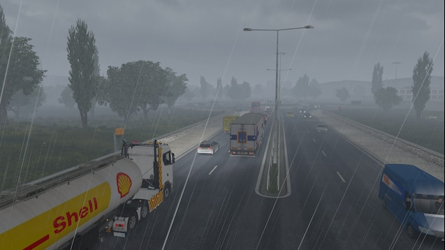 Steam Workshop :: [1 35] Improved AI Traffic