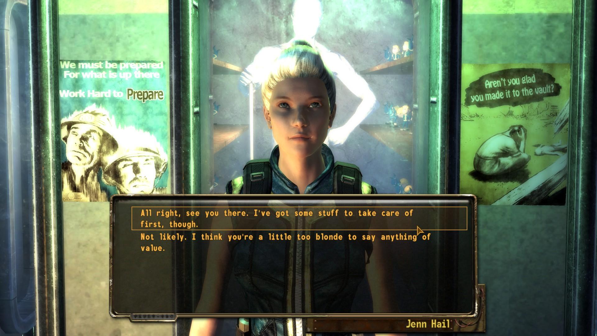 New Vegas Mod - Fallout: Project Brazil/Fallout: New