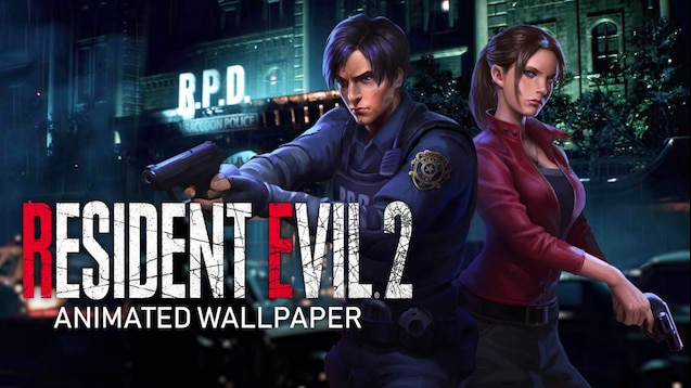 Steam Workshop A New Nightmare Resident Evil 2 Animated