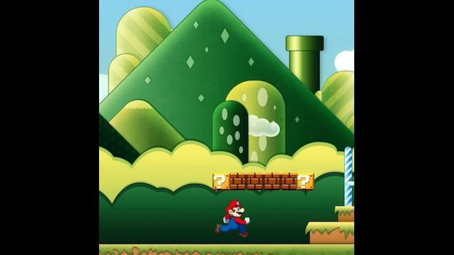 Steam Workshop E Mario Background Super Mario Vell