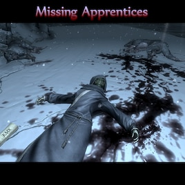 skyrim missing apprentices