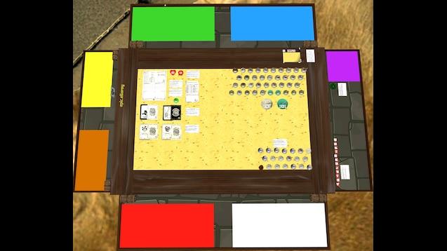 Steam Workshop :: ICRPG Custom Game Table
