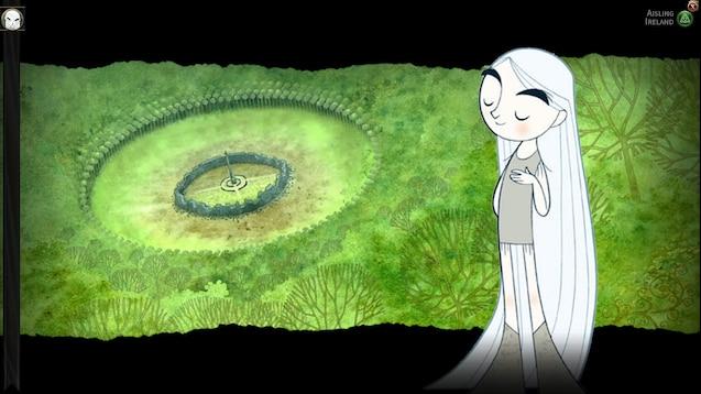Steam Workshop :: [Cartoon Saloon]Aisling and Saorise of Ireland
