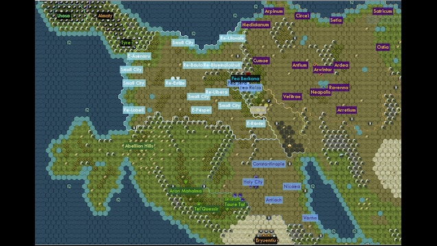 Overlord Anime World Map.Steam Workshop Overlord Map