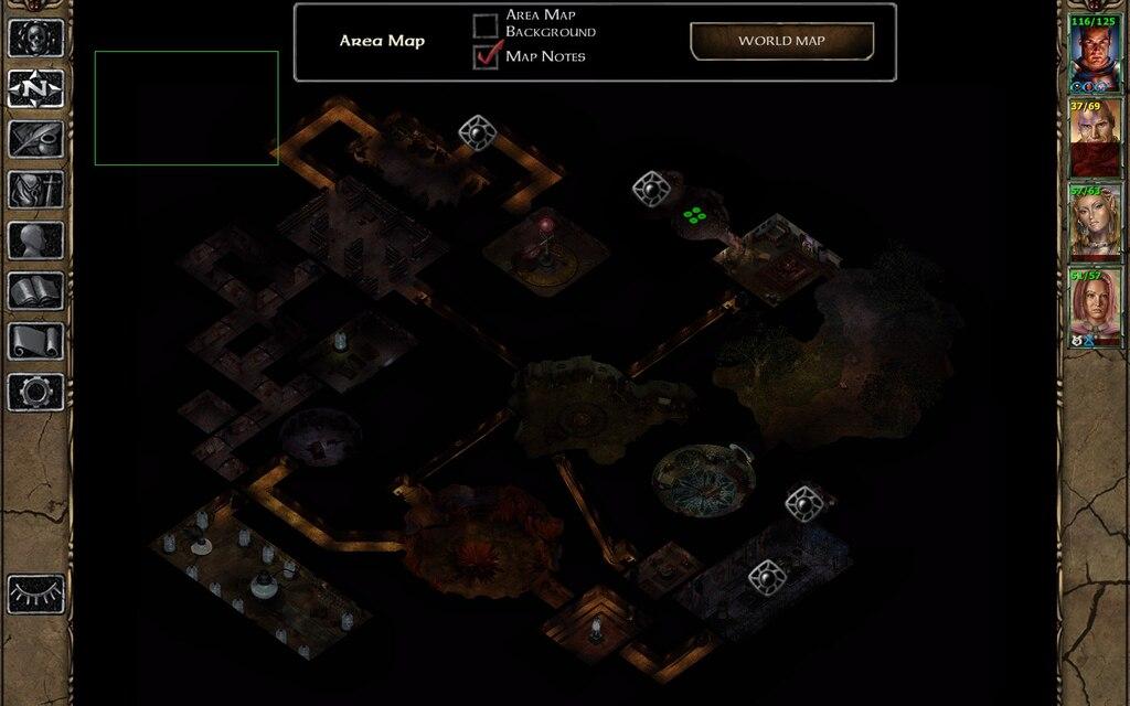 Steam Community Screenshot Map Irenicus Prison Level 1