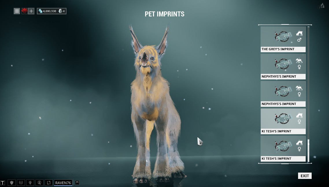 steam community guide kubrow breeding trading guide