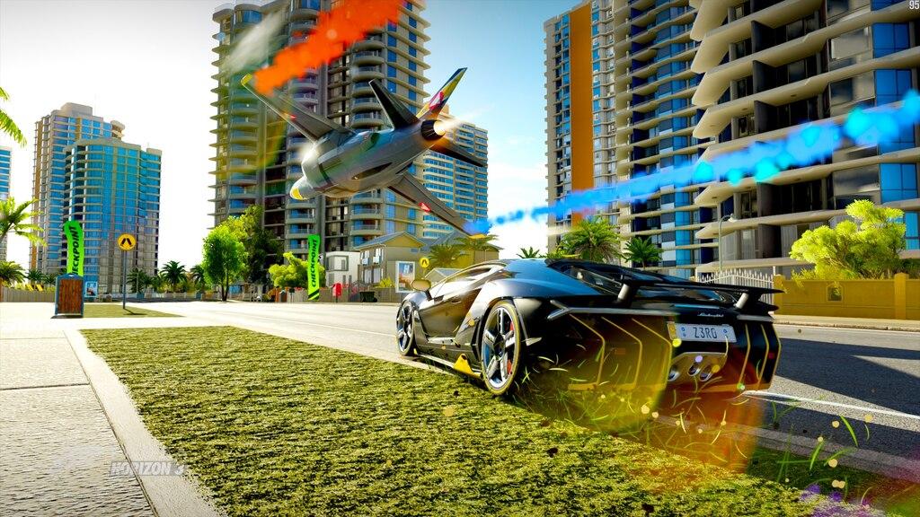 Steam Community Lamborghini Centenario Vs Fighter Jet