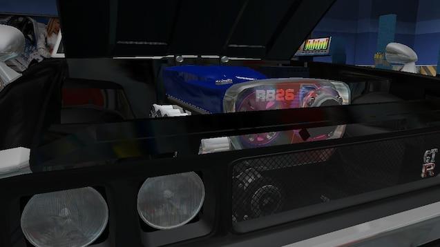 Steam Workshop :: Nissan Engine pack RB26