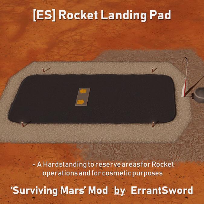 [ES] Rocket Landing Pad