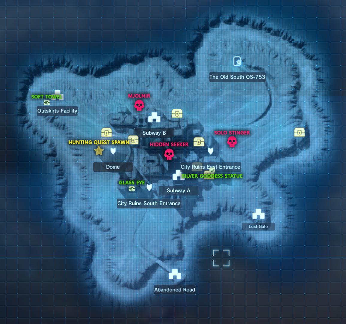 Steam Community :: Guide :: Maps of GGO! on