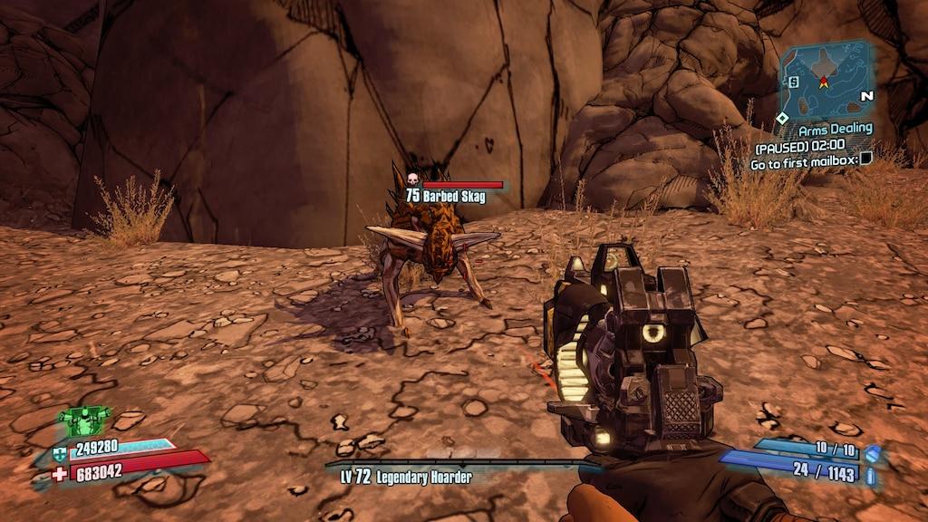 Borderlands 2 skag locations