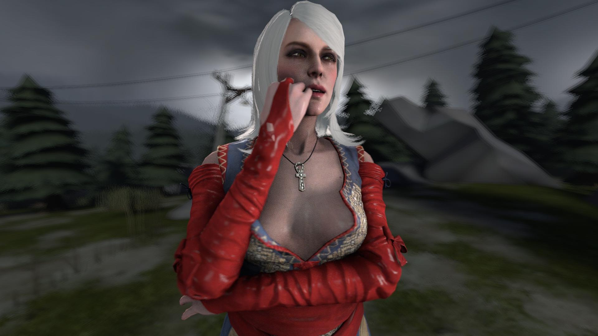 Steam Workshop :: Witcher 3 - Keira Metz (PM+NPC)
