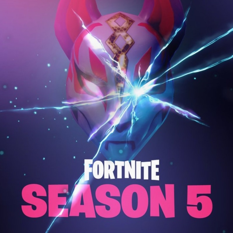 Delightful Wallpaper Fortnite Season 5