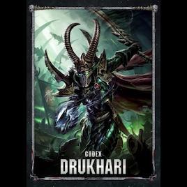 Drukhari Army List 8th