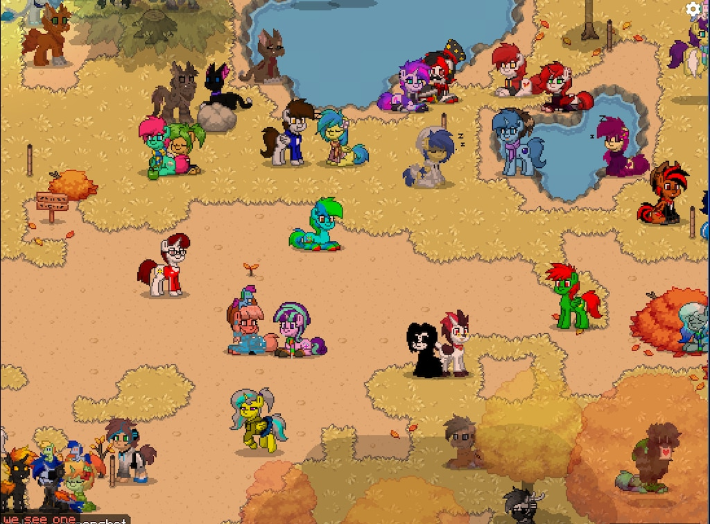 Steam Community Me In Ponytown