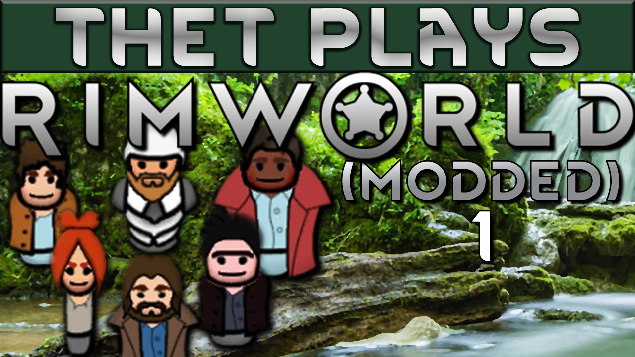 Steam Workshop :: Thet's Rimworld 1 0 Mod Collection
